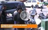 Internan en Carquin a sujetos que robaron mototaxi en Huaral