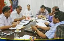 Planifican atención de necesidades en seguridad ciudadana y mantenimiento de vías con alcaldes de zona altoandina de Huaral