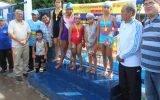 Taller de natación de vacaciones útiles 2017 culmina actividades