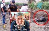 Mininter ofrece hasta S/. 30,000 para quien brinde información sobre asesinos del periodista José Yactayo