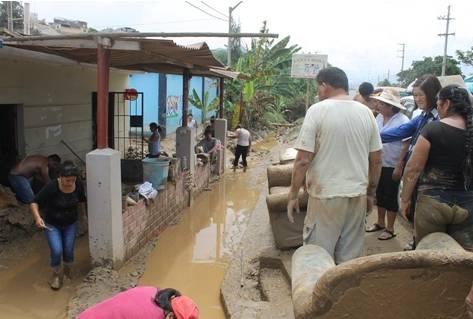 Declaran en emergencia a Huaral y otras provincias de la región Lima  por 60 días