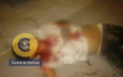 Delincuentes acuchillan a joven presuntamente por venganza en Huaral