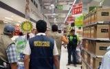 En Huaral, Fiscalía inspecciona dos supermercados para prevenir alza de precios