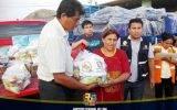 Gobierno Regional de Lima atiende a damnificados por desborde en sector de sifón, distrito de Aucallama – Huaral