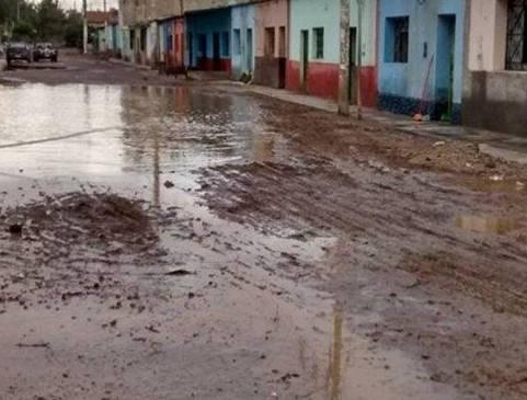 Hasta el miércoles caerán intensas lluvias en zonas andinas de Huaral y la región Lima
