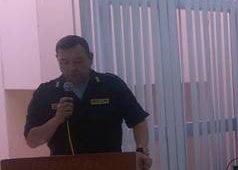 Nuevo Jefe de la División Policial de Huaral es el coronel German Valdivieso