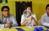 Alcaldesa de Huaral ofrece conferencia de prensa sobre matrimonio Hart – Rivadeneira (Videos)