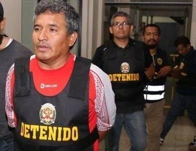 Cañete Dictan 36 meses de prisión preventiva para el alcalde de Chilca