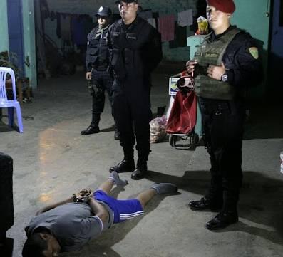 """Capturan a un sujeto acusado de integrar banda """"Los Monos de Quepepampa"""""""