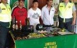 Chancayano integraba banda delincuencial de robo de vehículos en la capital
