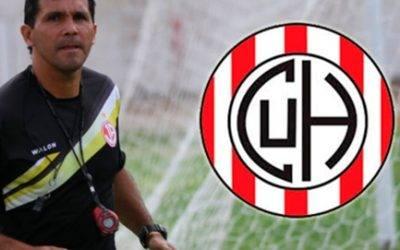 Unión Huaral: Duilio Cisneros, nuevo DT del 'Pelícano'
