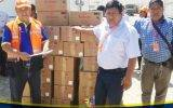GRL continúa entregando ayuda humanitaria para los damnificados del distrito de Copa en Cajatambo