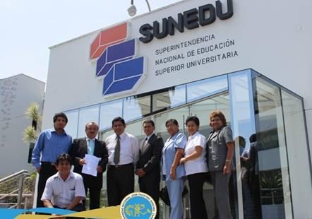 La Faustino presentó ante la SUNEDU solicitud de licenciamiento