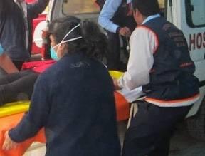 Octogenario acuchilla a su pareja en el centro poblado La Caporala Dos – Huaral