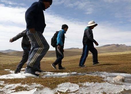 Temperatura más baja del país alcanzó los 6 grados bajo cero Huaral en linea