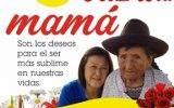 ¡Feliz Día!  En especial a las madres de la provincia de Huaral