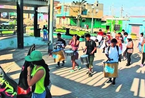 Huaura: Órgano de fachada de Sendero Luminoso capta a jóvenes