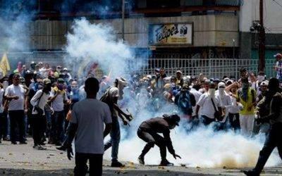 Ya van 40 muertos en Venezuela tras un mes y medio de protestas en contra de Nicolás Maduro