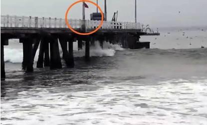 Capitanía de Chancay  cierra puerto  por oleajes anómalos
