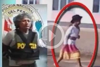 En Cañete capturan a violador de niñita