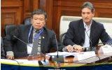 Gobernador Nelson Chui anuncia para el 16 de mayo reunión con autoridad para la reconstrucción en Huarochirí