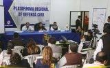 Gobernador Nelson Chui rindió informe del avance del proceso de rehabilitación, reconstrucción y construcción de la región Lima