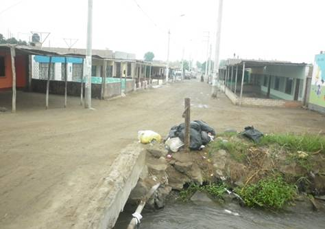 Pobladores de Jecuan reclaman presencia del vehículo compactador  de basura