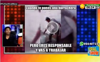 Programa Completo Viral Show - Huaralenlinea - Canal45
