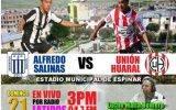 Unión Huaral  vs. Alfredo Salinas se enfrentan este domingo en el Cusco