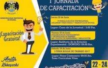 Alistan I Jornada de Capacitación y Bolsa de Trabajo 2017 en Huaral