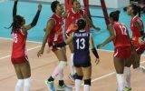 Voleibol: Perú derrotó 3-2 a Argentina y clasificó a las semifinales de Copa Panamericana en Cañete