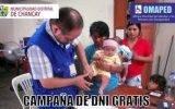Campaña entrega de DNI gratuito con OMAPED y Reniec -Hoy y Mañana