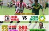 EN VIVO: Unión Huaral vs. Sport Áncash juegan hoy en el Estadio Julio Lores Colán de Huaral