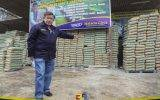 Entregan bolsas de cemento a agricultores de las provincias de Cañete, Yauyos y Huarochirí en unidad ejecutora Lima Sur