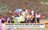 Huaral: PRONOIES festejan 44 Años de Aniversario