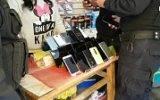 Incautan 500 celulares de dudosa procedencia en operativo en el Mercado Garay