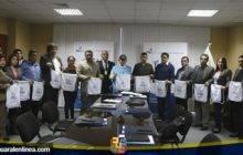 Instalan y juramentan integrantes del comité departamental de cooperación y apoyo a los Censos 2017