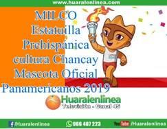 "Panamericanos 2019: ""Milco"" es la  mascota oficial de Lima 2019"