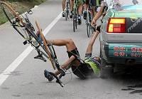 Penas para quienes causen accidentes contra peatones y ciclistas