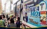Clínicas móviles del GRL brindaron atenciones médicas en mercado de Huaral